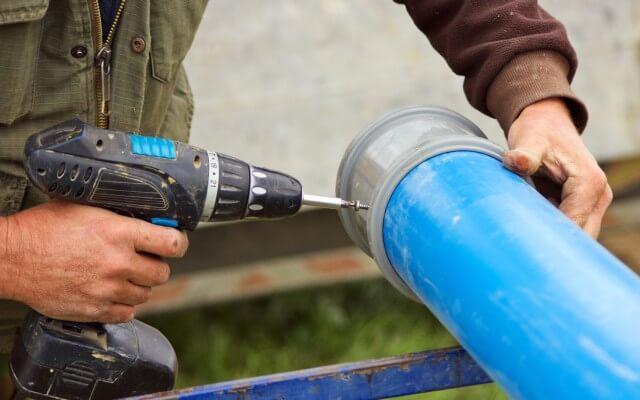 Wartung & Reparatur von Pumpen