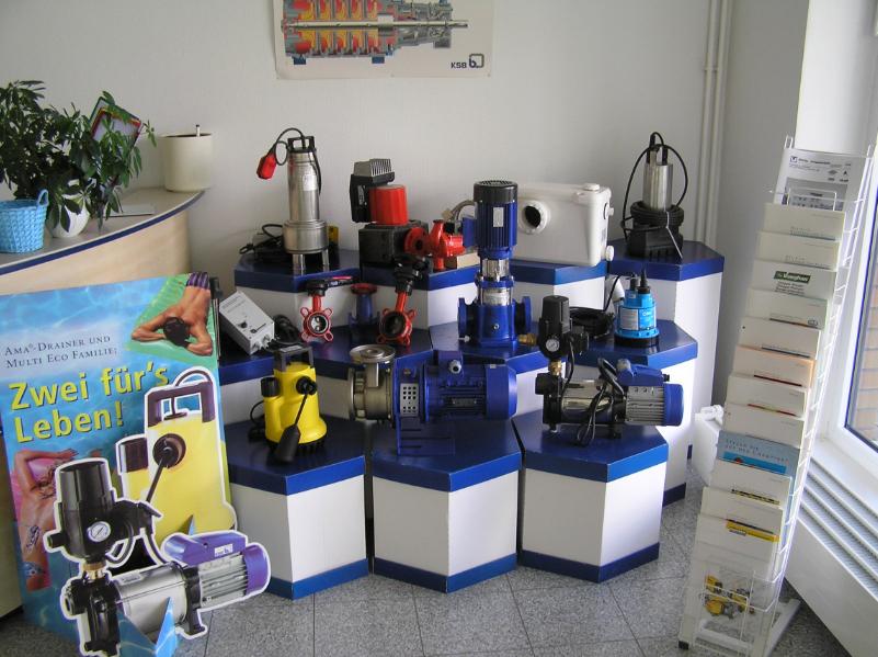 Würdig-Pumpentechnik Fachhandel