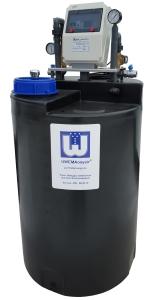 Wasseraufbereitungsanlage Vorbehälter UWEMAoxyair 300P